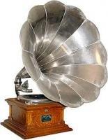Le gramophone a été inventé...