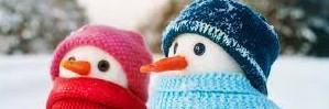 Bonhommes de neige meme direction