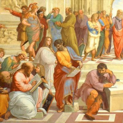 Demie ecole d athenes