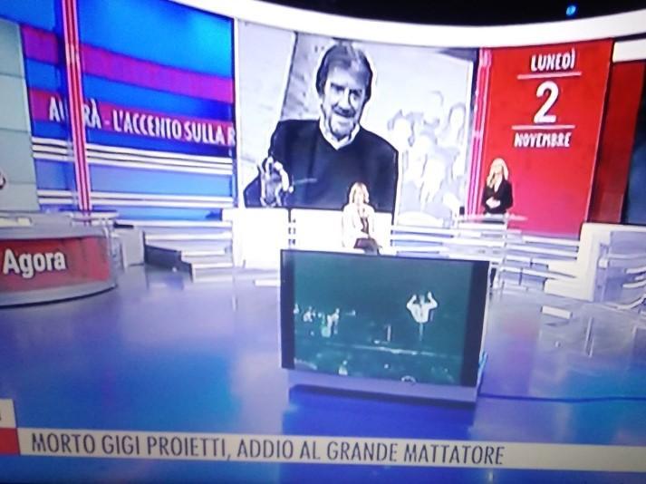 Addio a Gigi Proietti