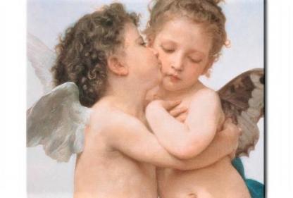 Il primo bacio raffaello