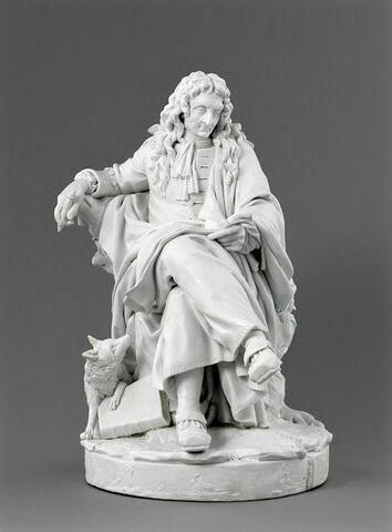 La fontaine statue louvre