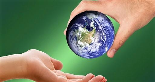 Le monde entre nos mains