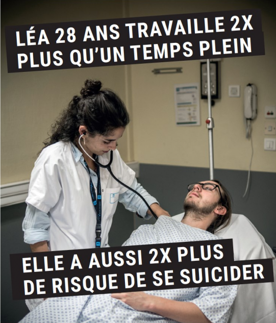 Suicide des internes